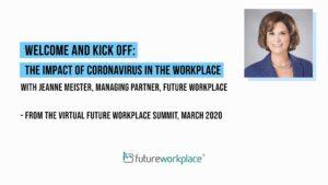 The Impact of Coronavirus in the Workplace
