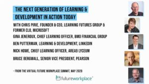 The Next Generation of Learning & Development in Action Today