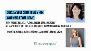 Successful Strategies for Working From Home