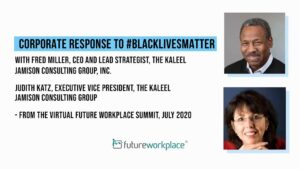 Corporate Response to #BlackLivesMatter