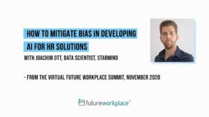 How to Mitigate Bias in Developing AI for HR Solutions