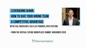 Leveraging AI4HR: How to Give Your Hiring Team a Competitive Advantage