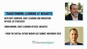 Transforming Learning at Novartis