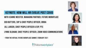 Keynote: How Will HR Evolve Post Covid