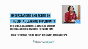 Understanding and Acting on the Digital Learning Opportunity