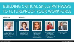 Webinar: Building Critical Skills Pathways to Futureproof Your Workforce