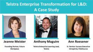 Webinar: Enterprise Transformation for L&D: A Case Study