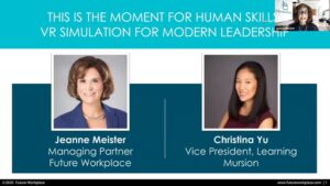 Webinar: This is the Moment for Human Skills: VR Simulation for Modern Leadership