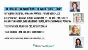 Re-recruiting Women in the Workforce Today